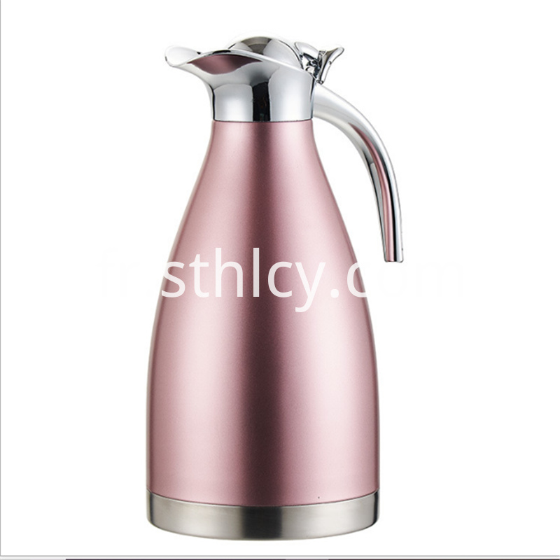 Stainless steel vacuum insulation pot