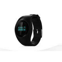 2017 Reloj caliente del perseguidor del GPS de la pantalla del LCD de la venta para la gente mayor