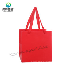 Red Printing Recycle Packaging Gift Bag for Wedding