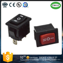 Single-Pole Rocker Switch Miniature Rocker Switch