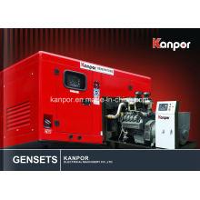 Powerful Soundproof Canopy Silent Generator! with Yangdong 25kVA Power Generador