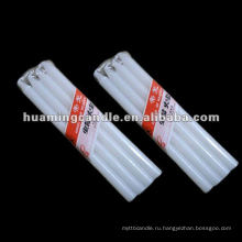 Белоснежная бесцветная свеча (9G - 90G)