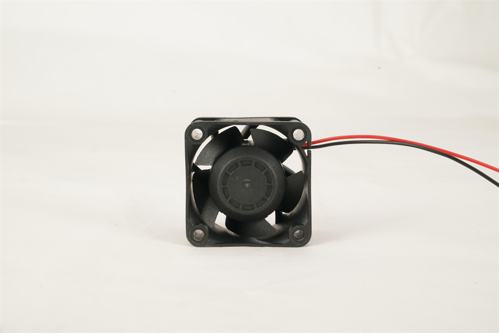 Thermal Plastic DC Fan