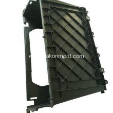 Automotive storage bin plastic mold