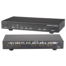 3x2 HDMI interruptor divisor