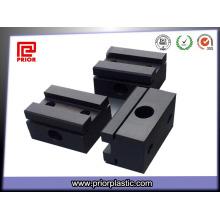 Acetal CNC Usinage Partie Couleur Noir