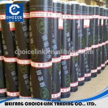 Modified bitumen chemical anti root puncture waterproof membrane