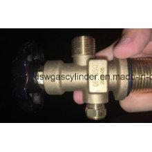 Valve cylindrique en aluminium de haute qualité