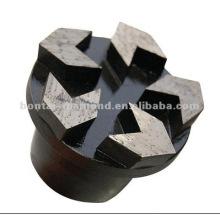 diamond plugs for concrete grinding