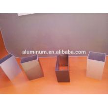 aluminium glass curtain wall profiles