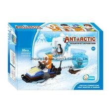 Boutique Edifício Bloco Toy-Antarctic Scientific Expedition 01