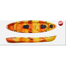 2+1 Seater Kayak Family Kayak LDPE Material Rowing Boat