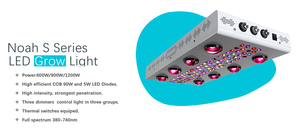 highpower noah s led grow light
