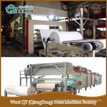 Machine de revêtement de papier mélamine / ligne d'imprégnation pour papier maléimé