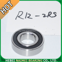 Rodamientos de bolas de tamaño pulgadas R12-2RS