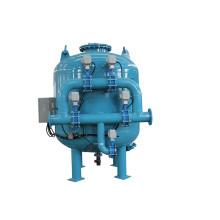 Sable de pression d'usine de traitement de l'eau et filtre de lit de carbone