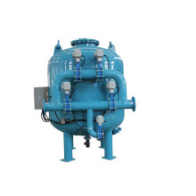 Water Treatment Plant Pressure Sand & Carbon Bed Filter
