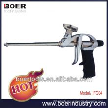 Arma de espuma de ar com pretector de alvéolos