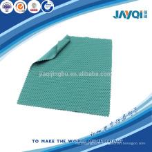 Tissu de nettoyage en silicone à microfibres le plus vendu
