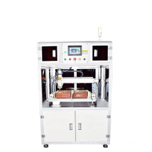 Lithium Battery Pack Making Machine Cylinder Cell Automatic Packing Welder