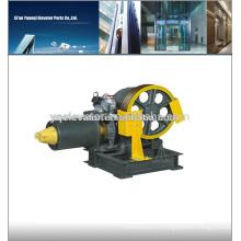 Ascenseur Machine de traction à engrenages DC110 Tension de frein, 1,6 m - s YJ160