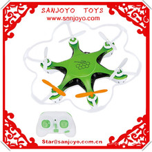 Best Children Toy 4-CH Remote Control ufo flying RC drone 3D stunt rc quadcopter 6-Axis drone plane mini rc ufo SJY-H803