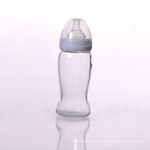 Sunny Natural 8 Ounce Bottles, BPA Free, with Silicone Nipple