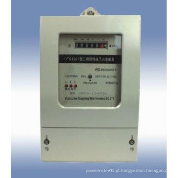 2012 novo medidor de energia