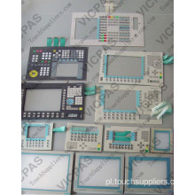 6FC5203-0AF50-2AA0 Klawiatura membranowa do PANEL FRONT 15.1 ""