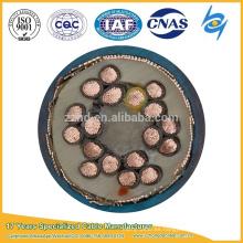 BS5308 Part1 300 / 500v Cable de instrumentación aislado de polietileno