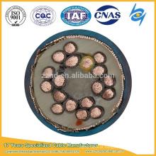 BS5308 Part1 Cabo de instrumentação isolado de polietileno 300 / 500v
