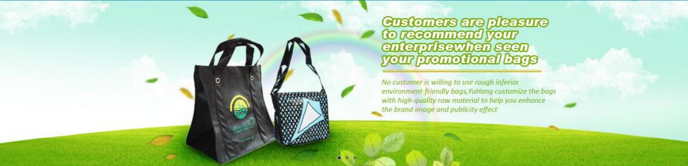 Promotional Eco shopping bags custom for sale