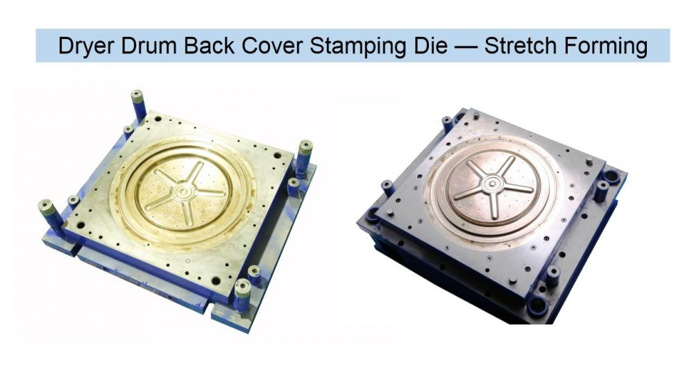 02dryer Drum Back Cover Die Strentch