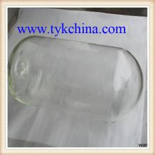 Balão de tamanho enorme para laboratório por vidro de borosilicato