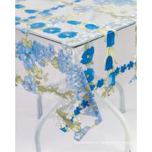 Cubiertas de mesa de plástico transparente de 2015