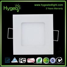 Shenzhen fábrica quadrado levou teto Ultra slim SMD2835 18w luz levou painel
