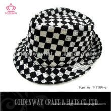 Sequin party hat for gentleman