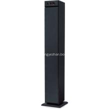 Multimedia speaker surround sound standing