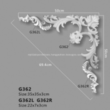 Polyurethane Architectural Decorative Ornaments