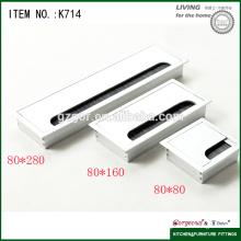 Прямоугольник форма стол отверстие покрытие / офисный стол line box