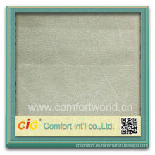 Diseñe la tela de nylon colorida del poliester de la multitud de la materia textil de los productos caseros del diseño nuevo