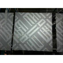 Aluminium Perforated Panel for Elevator (GLPP 8017)