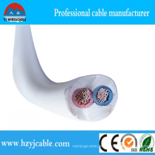 2 Adern 3 Adern PVC Mantelkabel