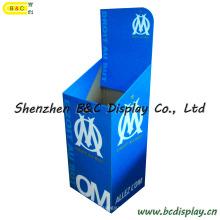Caja de presentación de cartón de artículos deportivos / Papelera de descarga (B & C-C020)