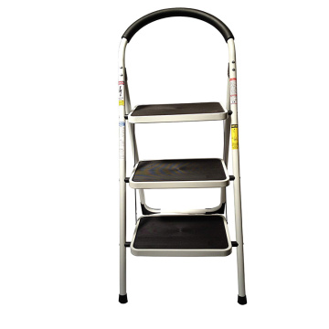 Escalera plegable de acero inoxidable AY-T003
