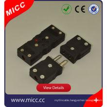 thermocouple connector/micro thermocouple connector