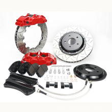 Hot sales CP5200 Four Piston Brake Calipers With brake disc 330*28mm for Honda civic 17rim wheels modified Brake System CP5200 Family - 152mm Mounting Centres - 16.8mm thick pad