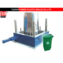 120L Plastic Garbage Bin Mould