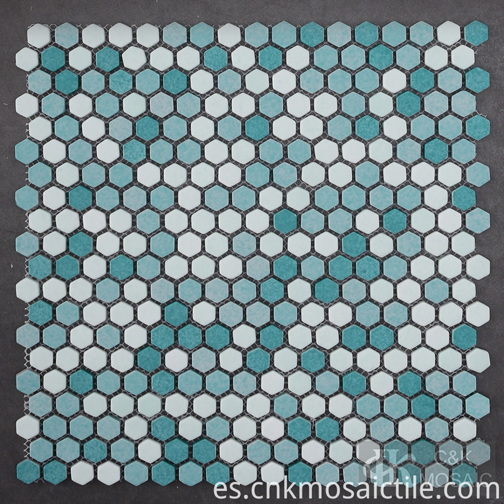 Textured Wall Mosaic Tile