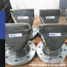 NBR/EPDM/Nr/Pea Duckbill Check Valve with Flange